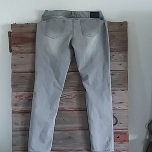 Maurices Pants - Gray Maurices Jeggings